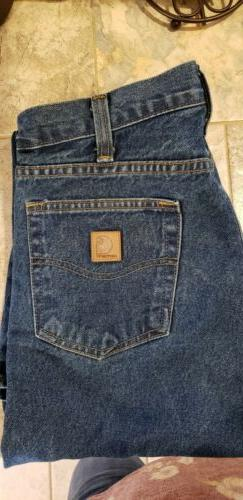 Men's Carhartt Relaxed Fit Jeans Tag Size 32X32