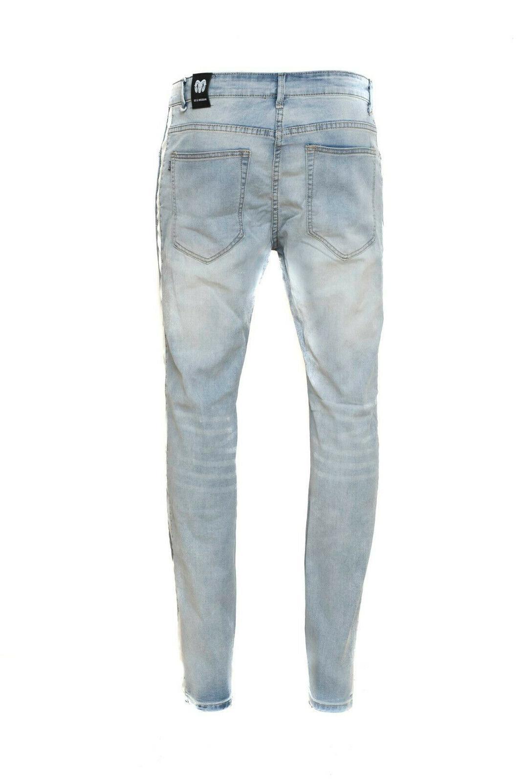 Men's Stretch Fit Denim Jeans