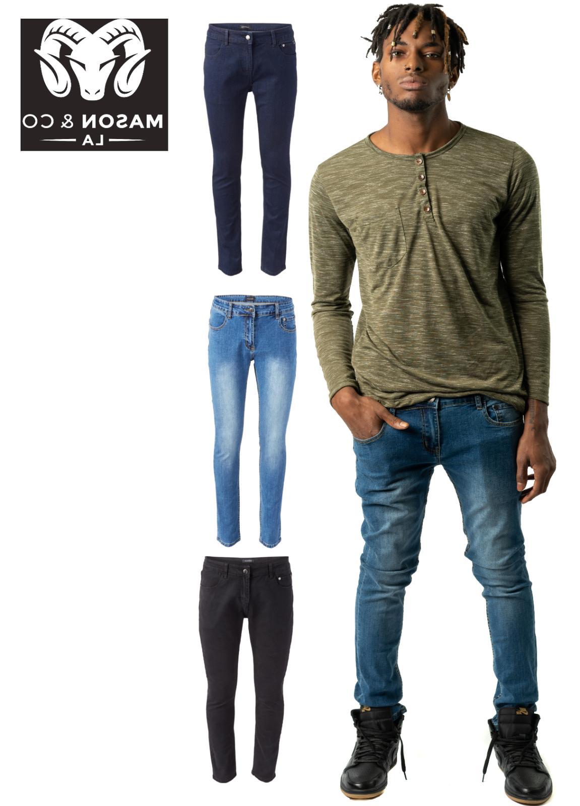 men s skinny jeans stretch ariat classic
