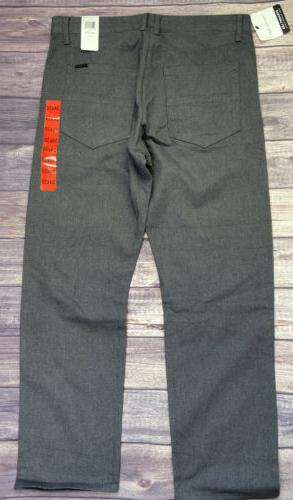 Calvin Klein Straight Grey Pants 34x30