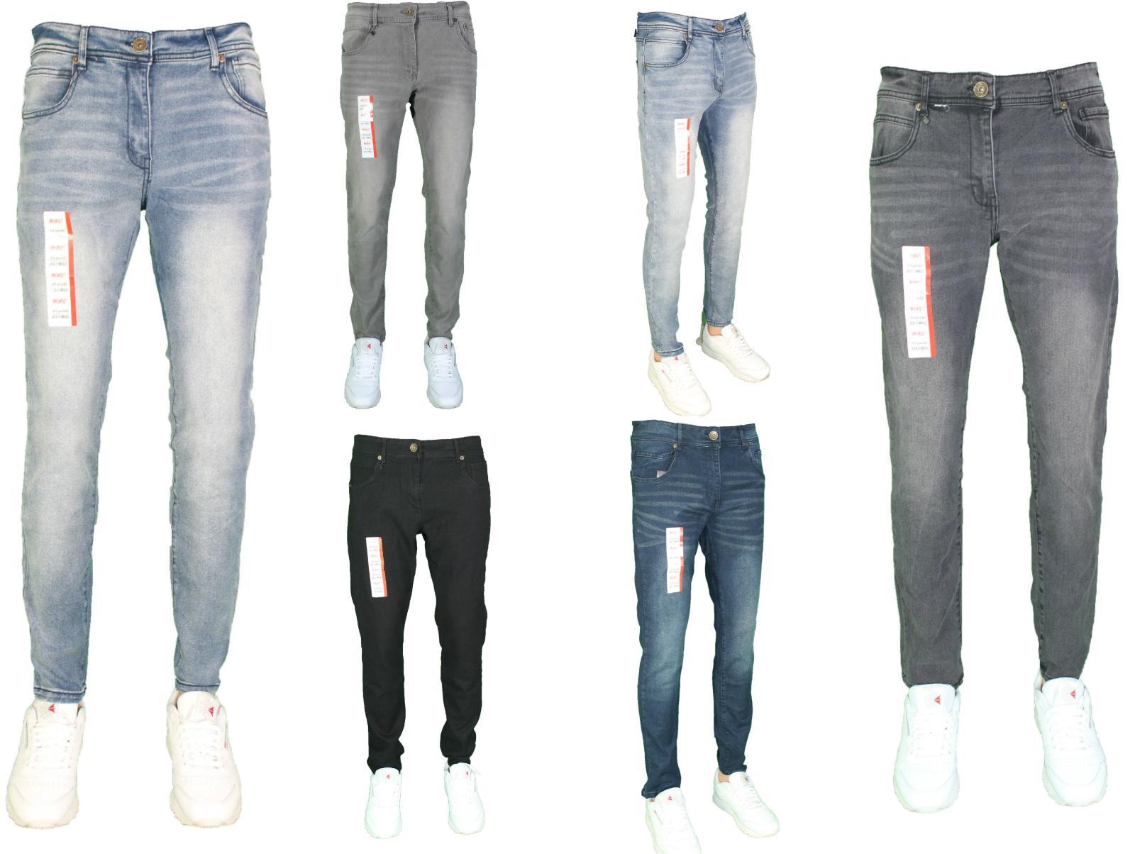 Men Slim Casual Jeans