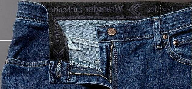 Men's Fit Comfort Waistband Jean -