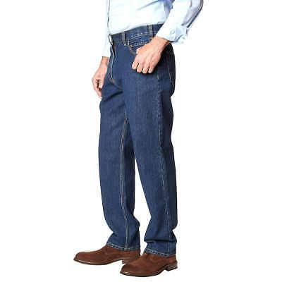 mens denim jeans blue pick size work