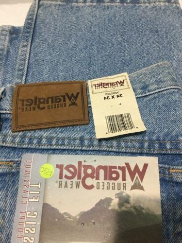 Wear Classic Denim 34x34 with Tag