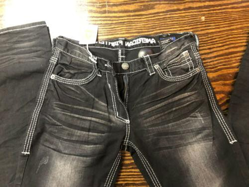 American Size 33 Black One