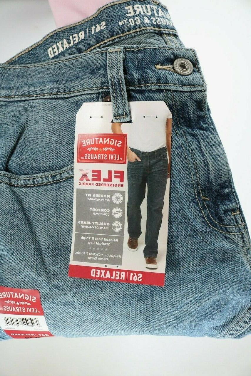 Mens Levi S61 Denim Jeans NEW!