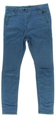 Adidas Mens NEO Fishermen Jeans Blue  33W34L