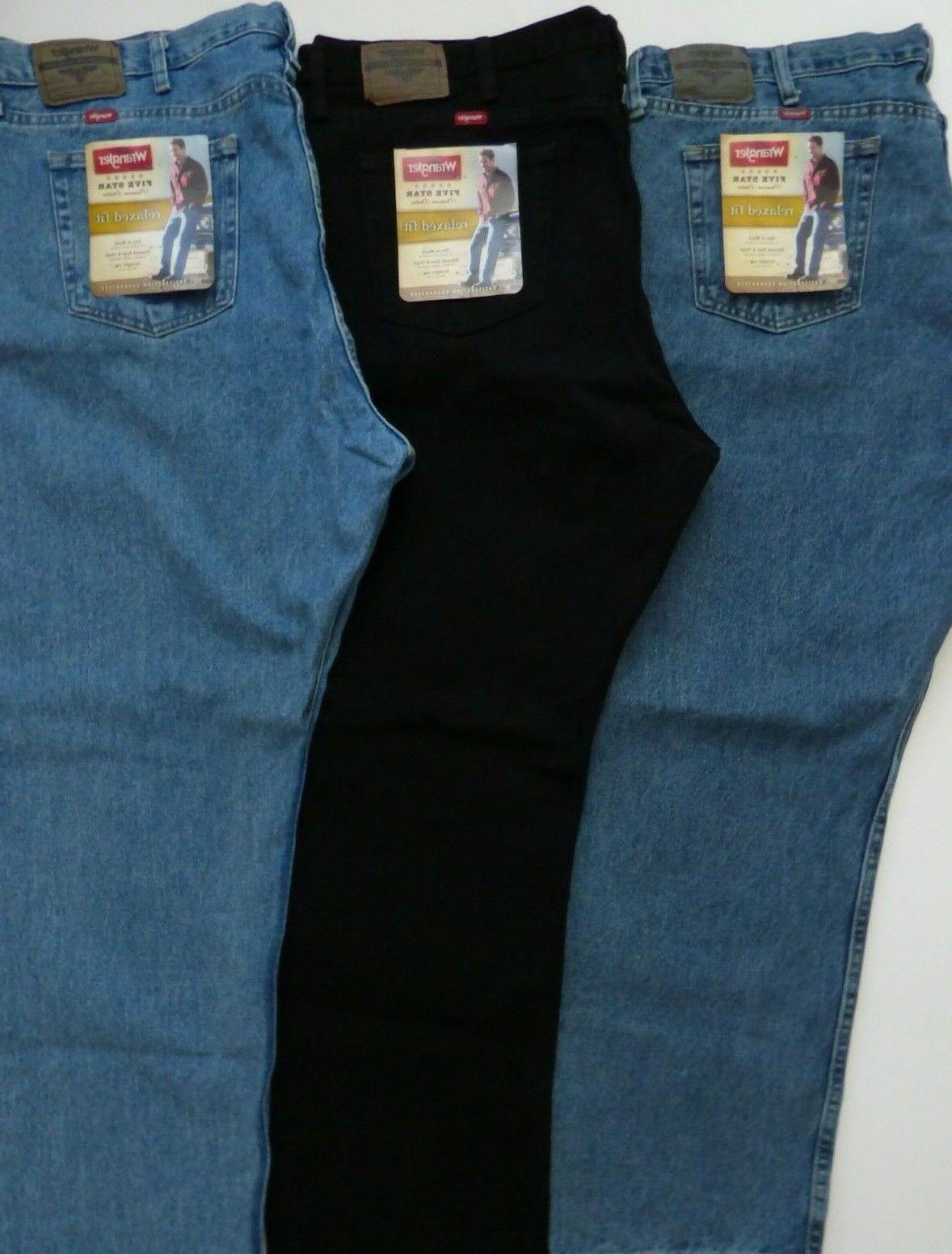 mens 5 star relaxed fit jeans premium