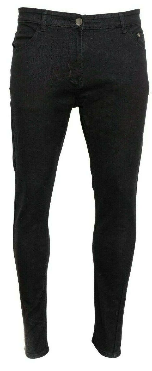 Mens Slim Fit Jeans Super Slim Casual Designer