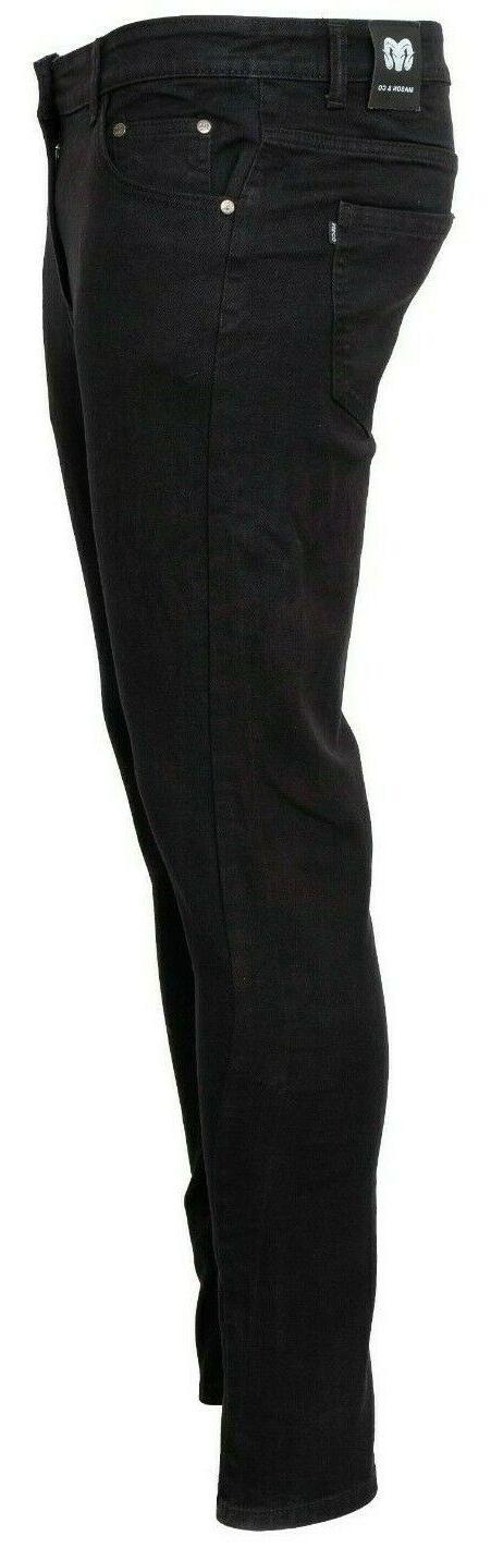 Mens Jeans Super Stretch Denim Slim Designer