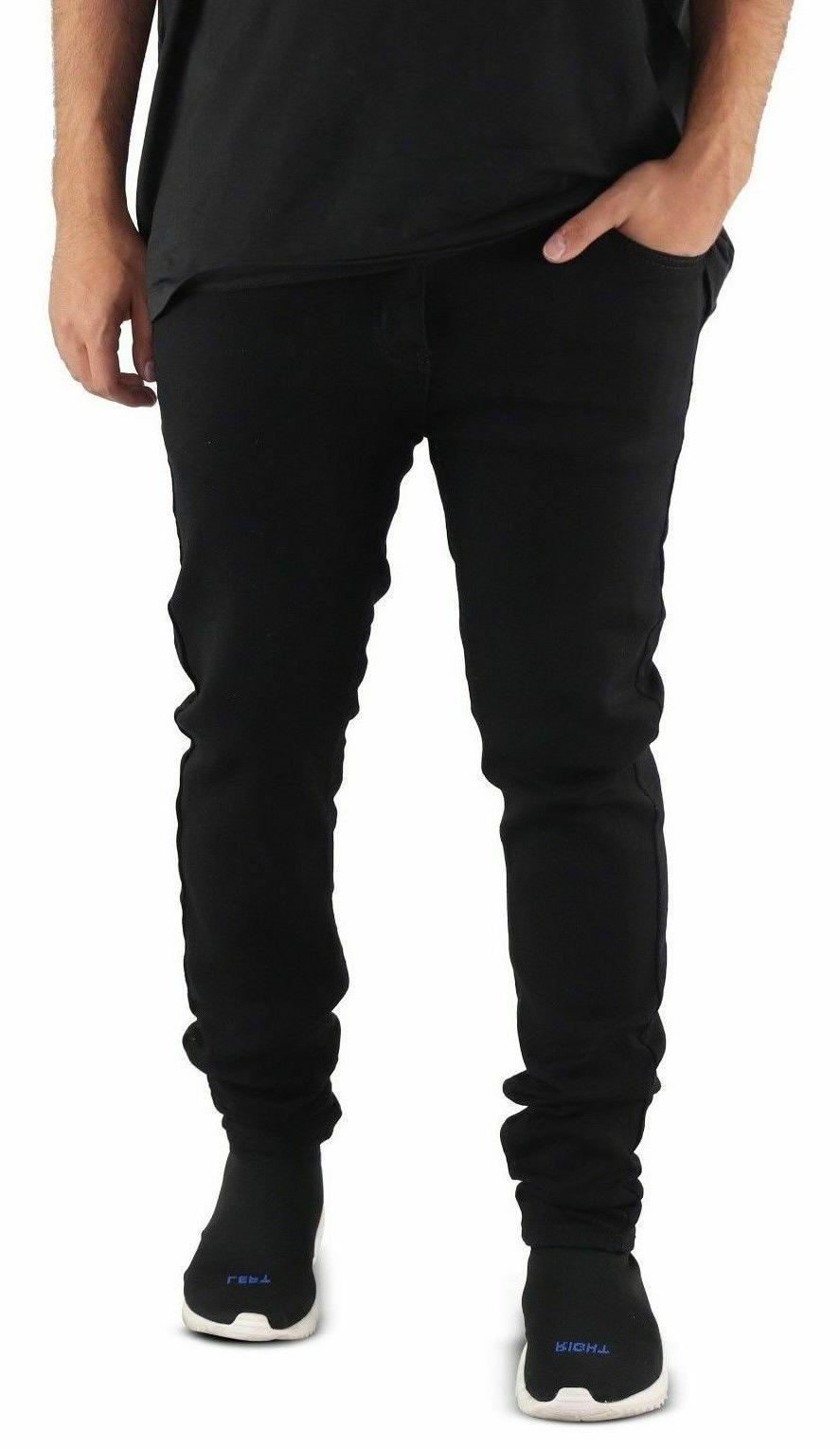 mens slim fit jeans super stretch denim