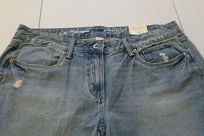 Sonoma 100% Boyfriend Jeans Retail