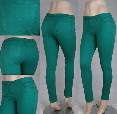 Missy/Junior Sretch Jeans Pants Trousers Seller