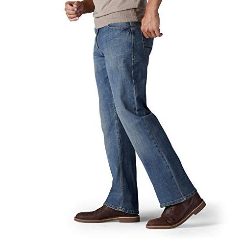 Lee Relaxed Fit Bootcut Santiago, 36x32