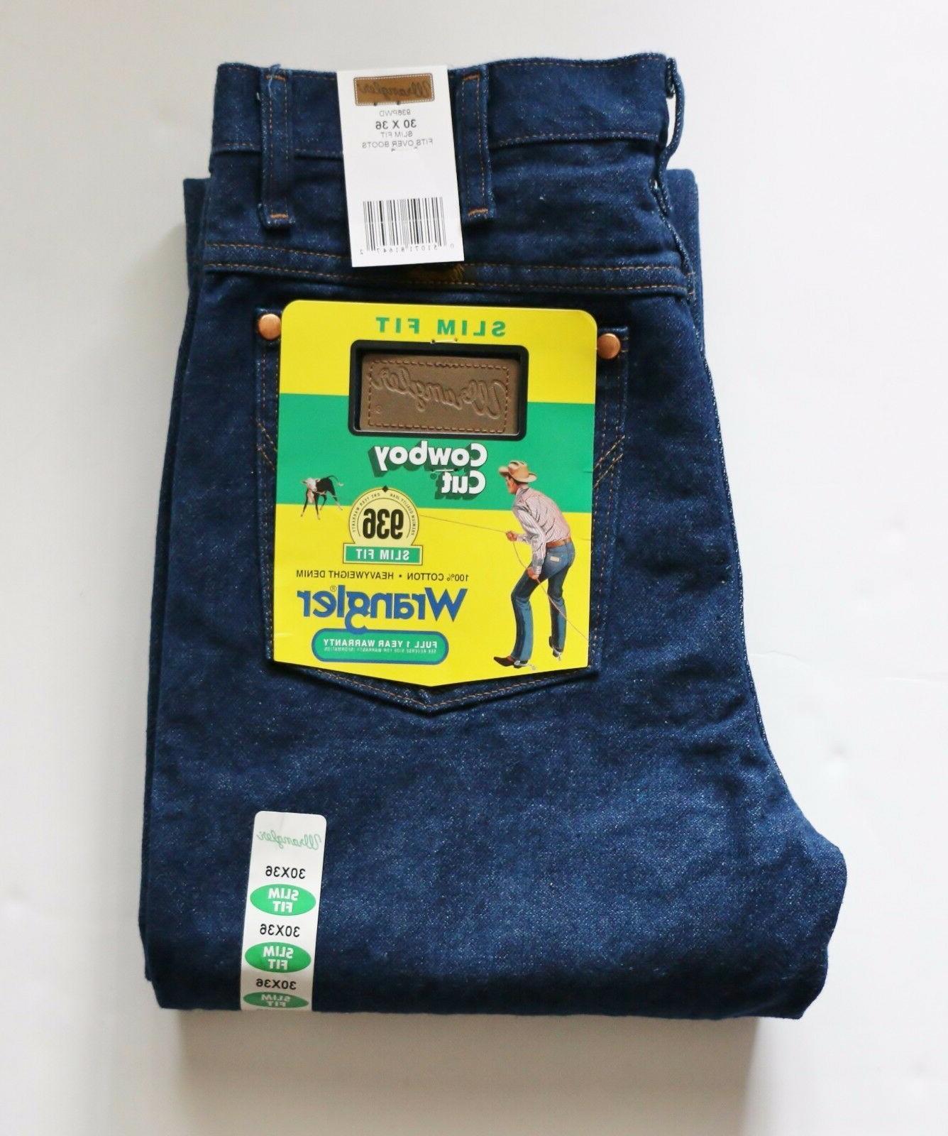new 936 cowboy cut slim fit jeans