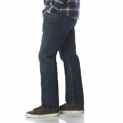Wrangler Performance Relaxed Comfort Straight Jeans