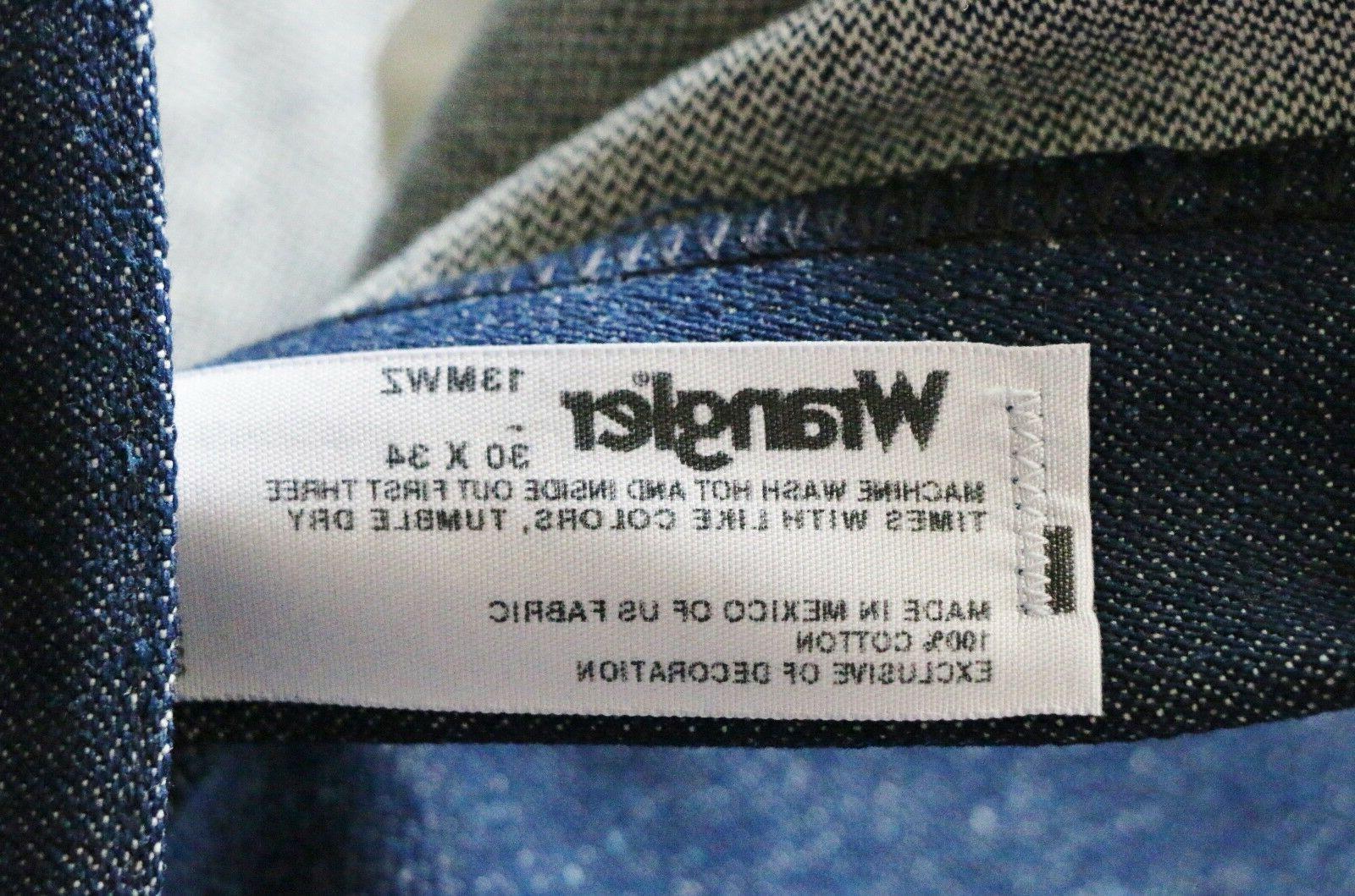 New Cowboy 13MWZ Fit Jeans Rigid Indigo
