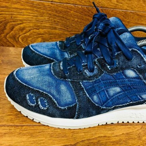 *NEW* III Shoes Japanese Denim Indigo