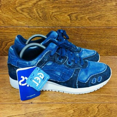 *NEW* Gel III Shoes Denim