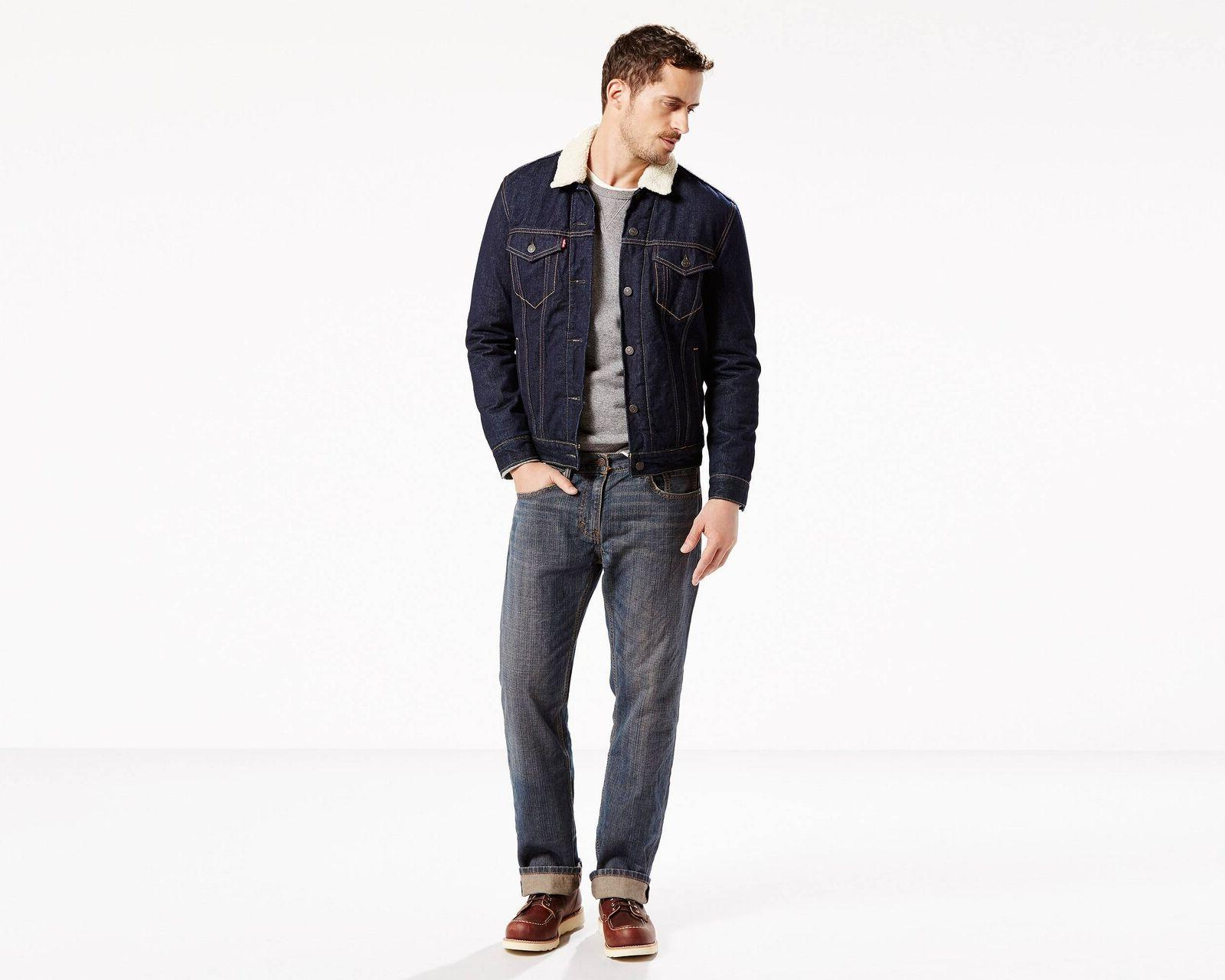 New Levi's Men's 559-2765 Relaxed Fit -Range
