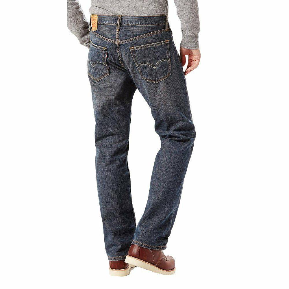 New Men's Relaxed Straight Fit -Range