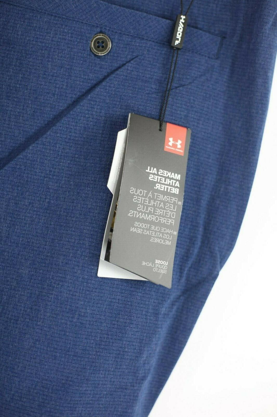 NEW Loose Match Vented Pants Blue Size 42x32