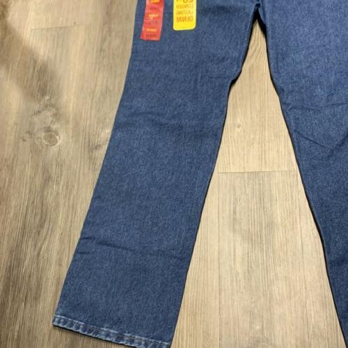 New Wrangler 36x32 Cowboy slim Western Denim jeans 36MWZDS