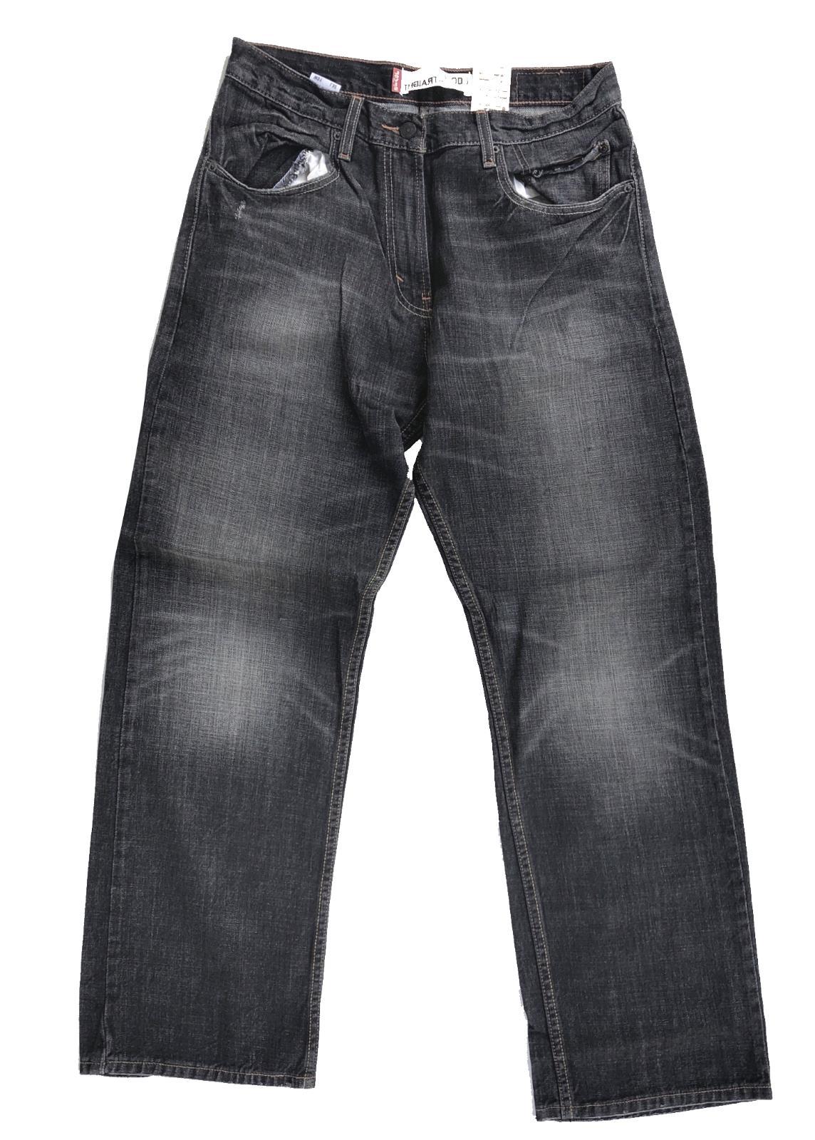 Levis Fit Men's Zipper Fly Discontinued 1269