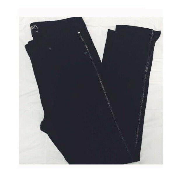 NEW, OUTFITTERS BDG, BLACK ZIPPER, SIZE 24