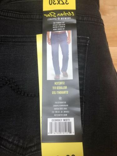 New Star Relaxed Leg Jeans Dark