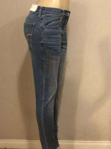 American Outfitters Level Stretch Regular Skinny