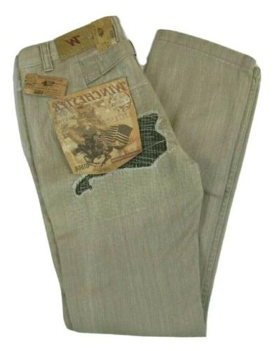 nwt american legend straight leg jeans men