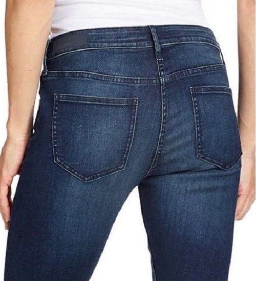 NWT Slim Boyfriend Denim Pants Women's 12