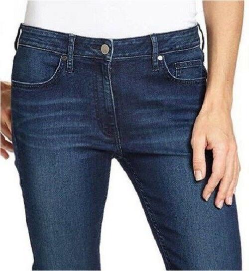 NWT Klein Jeans Slim Denim Women's 12
