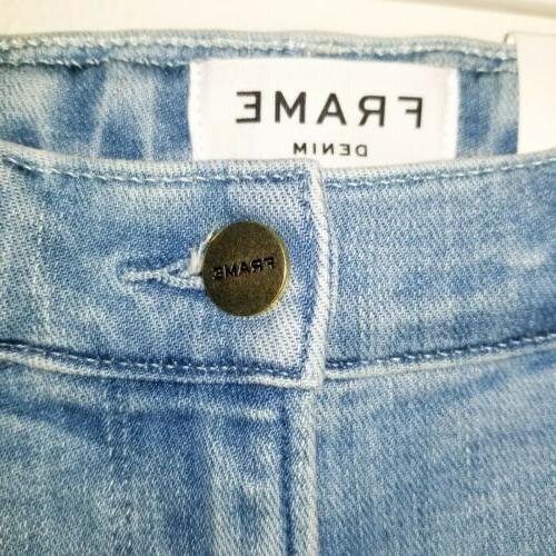 NWT Jeans 27/4 Bootcut Waist