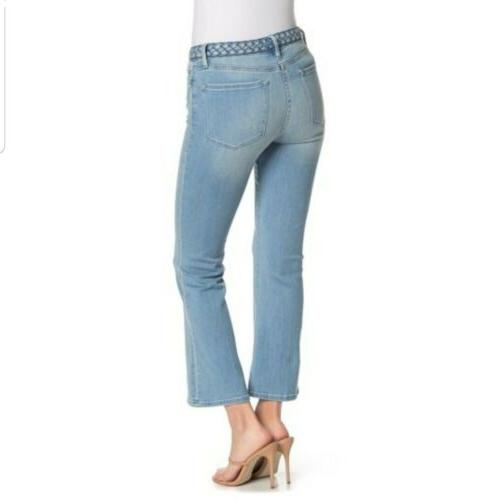 NWT FRAME Jeans 27/4 Bootcut Waist