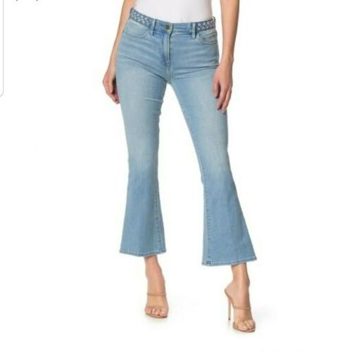 nwt jeans sz 27 4 cropped bootcut