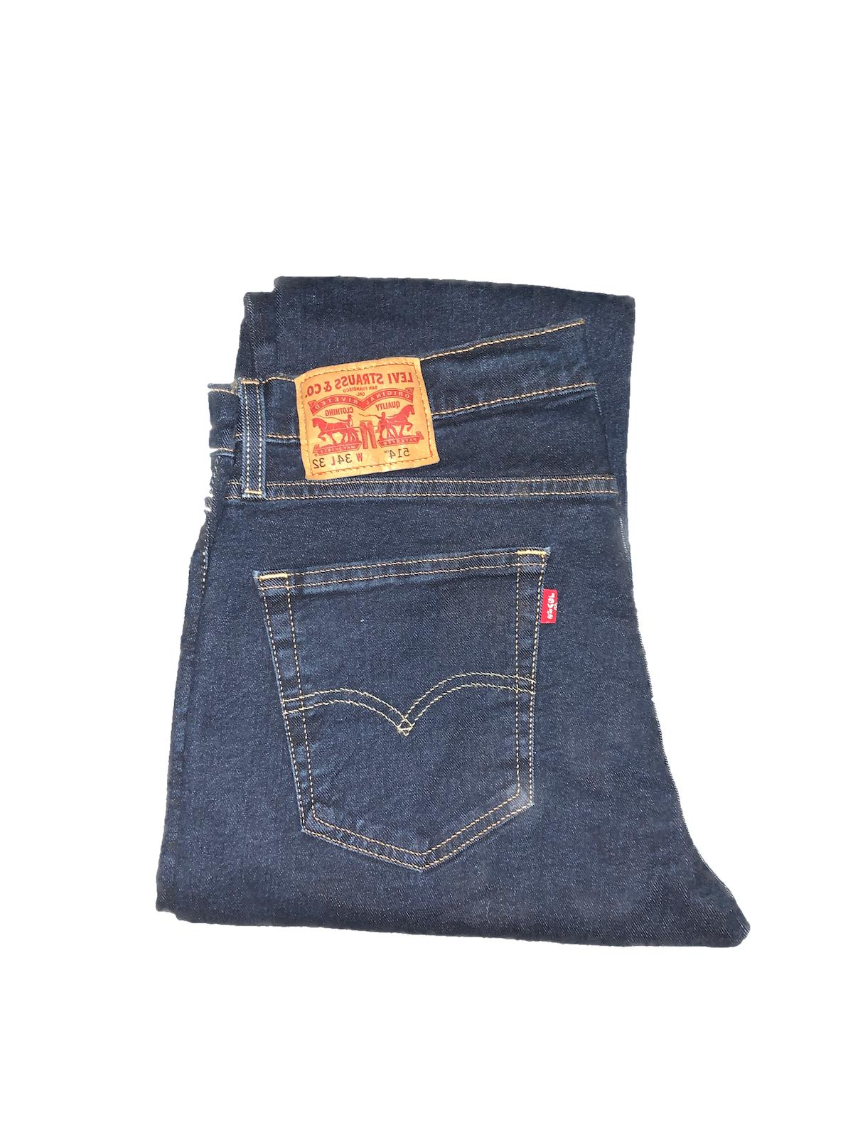 NWT 514 Straight Jeans