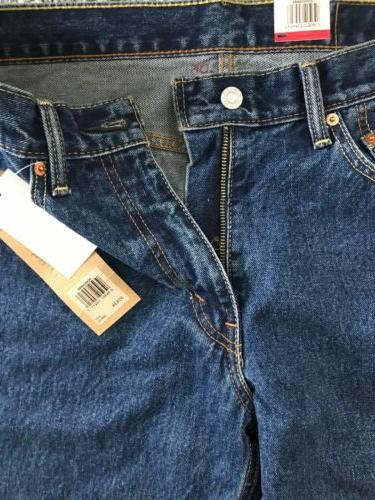 NWT Levi's Relaxed Fit Darker - Sits at Tapered Leg