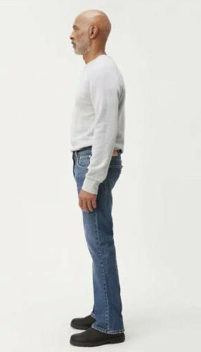 NWT Levi's Slim Jeans Quickstep 32x32