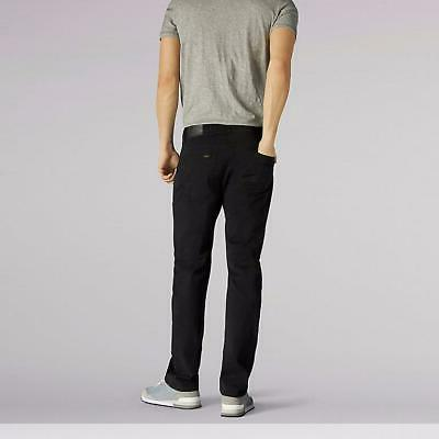 NWT Series Extreme Motion Straight Jeans 2015435 Black