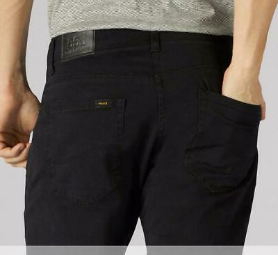 NWT Lee Series Straight Leg Jeans Black