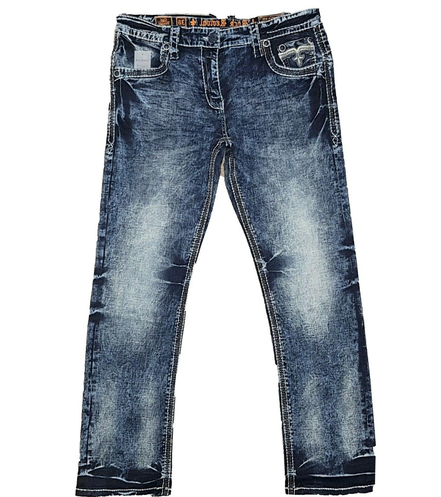 *NWT - Rock Revival Jeans - 32 34 38 40