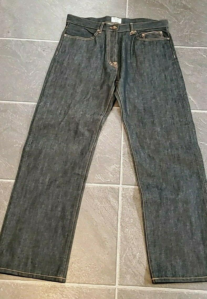 NWT TWELVE BAR CO SELVEDGE JEANS SZ