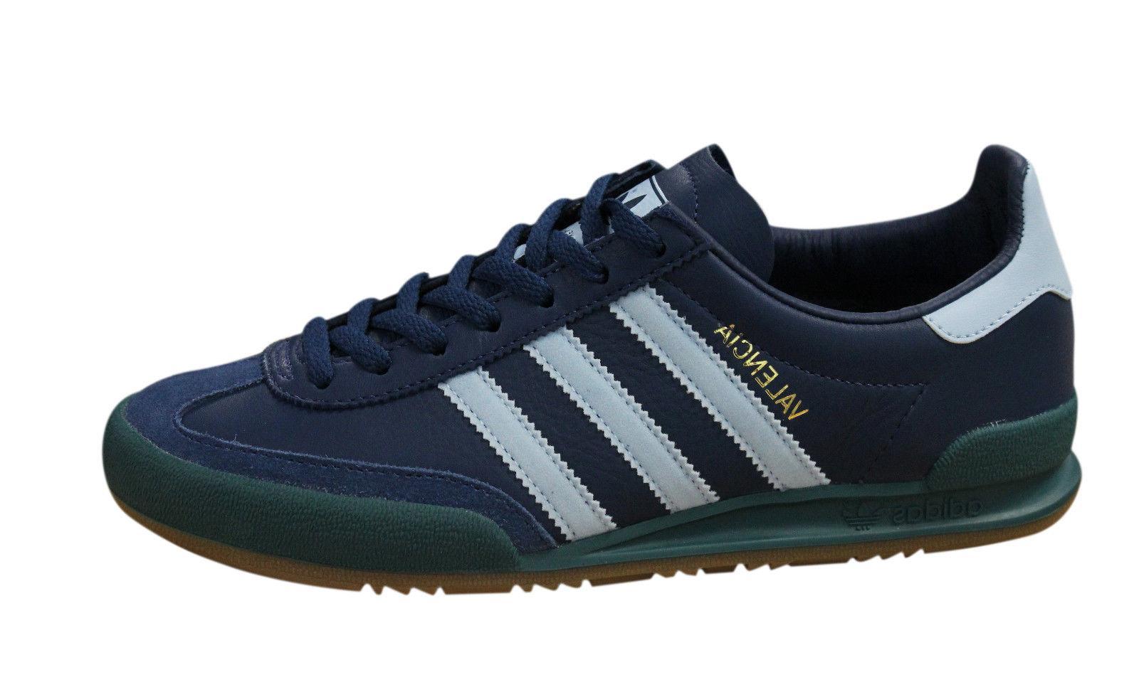 Adidas Originals Jeans City Series Valencia Mens Lace Up Tra