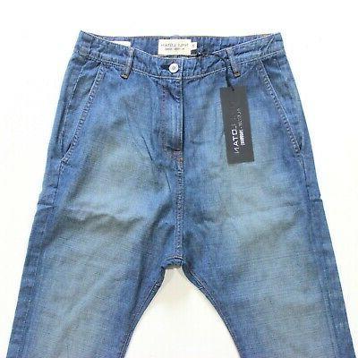 Nili Lotan Jeans Crop Drop Size 25