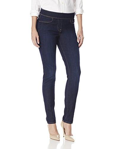 perfectly slimming pull skinny