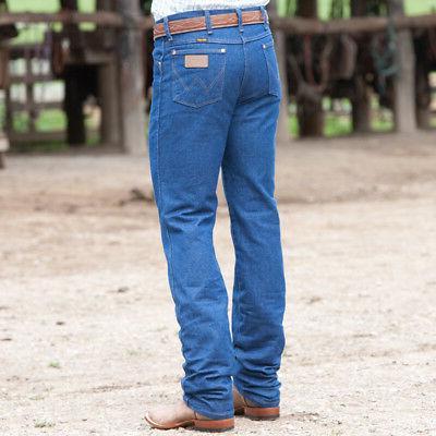 Wrangler Prewashed Indigo Slim Fit Jeans