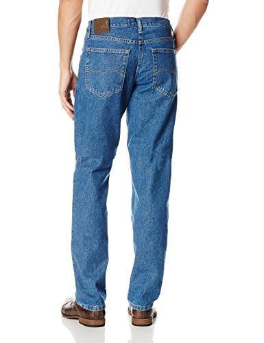 Lee Straight Leg Jean, 29W 30L