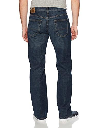 Signature by Levi Strauss Men's Relaxed Headlands, 32L